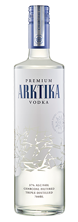 Arktika Premium Vodka Laverton